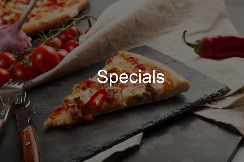 Mamas Pizza Menu Specials